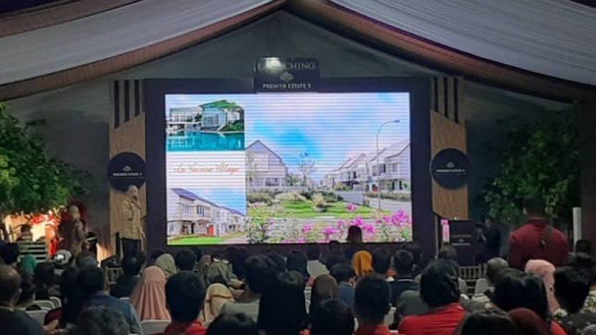 """""""Hingga saat ini, tercatat sudah ada sebanyak 370 NUP (Nomor Urut Pemesanan) dari proyek Premier Estate 3,"""" kata Aditya Wisnu Wardana, Project Director Premier disela-sela peluncuran Premier Estate 3 di Bekasi, Minggu (30/6/2019)."""